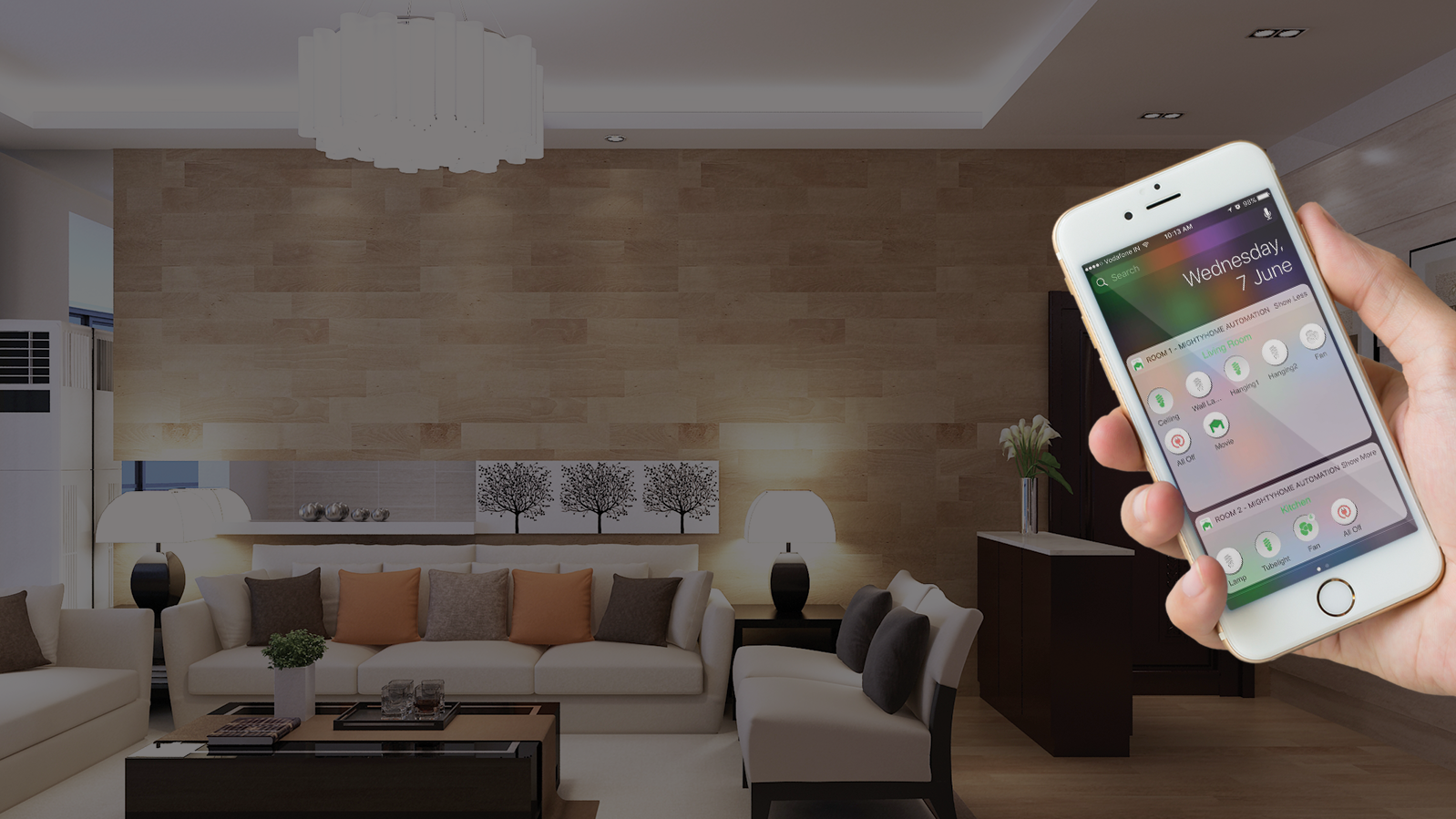 A-Touch Home Automation